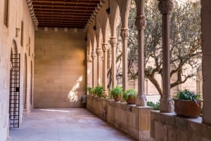 From Barcelona: Montserrat Mountain and Monastery Tour