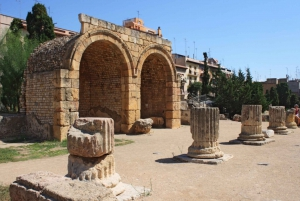 From Barcelona: Tarragona & Sitges Full Day Tour with Pickup