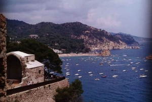 From Costa Brava and Gerona Tour