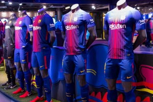 From Costa Brava: Barcelona Excursion & FC Barcelona Stadium