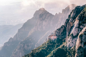 From Montserrat Mountain and Monastery Tour