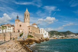 From Tarragona & Sitges Full Day Tour with Pickup