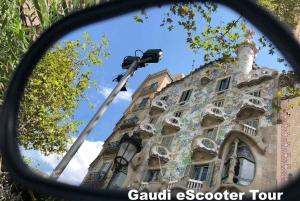Gaudí eScooter Tour