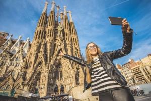 Gaudi Private City Tour with Sagrada Familia