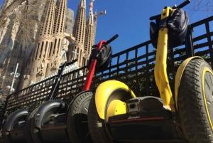 Gaudí Segway Tour