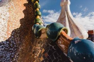 Gaudi Tour with Sagrada Família & Park Güell Tickets
