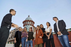 Gaudi's Casa Vicens Guided Tour