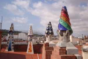 German City Tour from Gaudí's Perspective