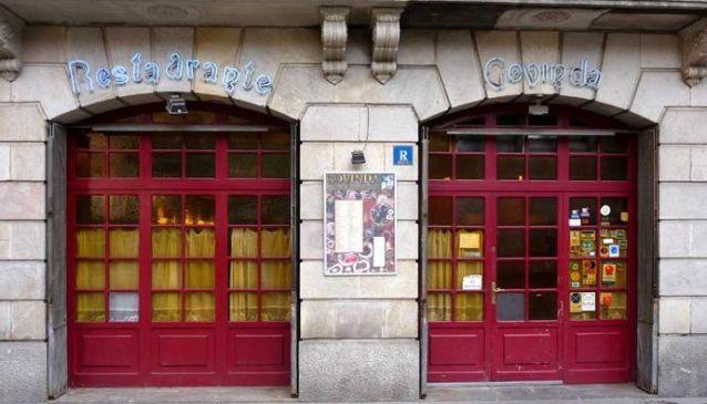 Govinda Restaurant in Barcelona