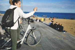 Highlights and Gaudi Private Bike Tour
