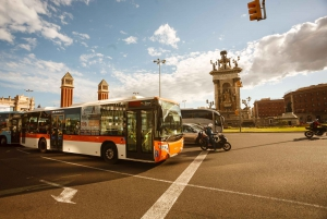 Hola BCN: 48, 72, 96, or 120-Hour Public Transport Ticket