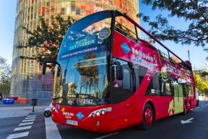 Hop-On Hop-Off Bus & Aquarium Tour