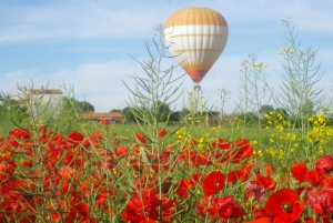 Hot Air Balloon Flight Ticket with Cancellation Insurance
