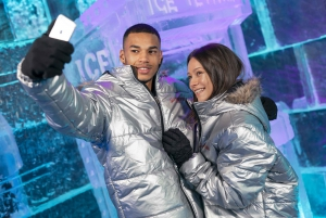 Ice Bar and Terrace Drinks Romantic Package