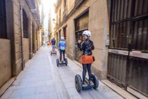 Intro Segway Tour Barcelona 1h