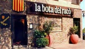 La Bota del Racó Restaurant in Barcelona