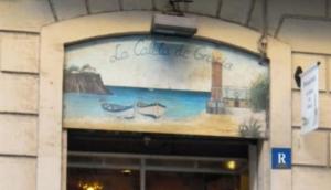 La Caleta de Gràcia Restaurant in Barcelona