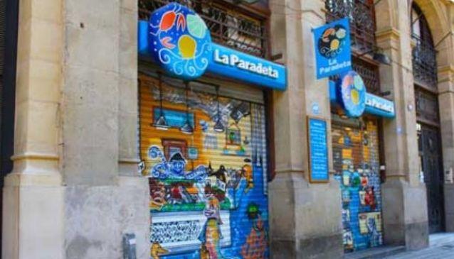 La Paradeta Restaurant in Barcelona