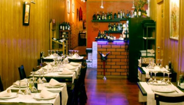 La Ternerita Restaurant in Barcelona