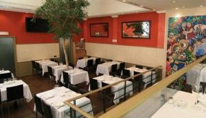 L'Oliana Restaurant in Barcelona