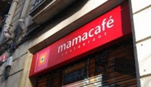 Mamacafé Restaurant in Barcelona