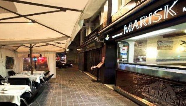 Marisk Restaurant in Barcelona