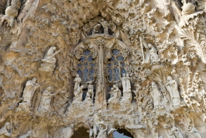 Montserrat Monastery and Sagrada Familia Combo Tour