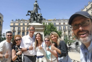 Old Town and Gothic Quarter Walking Tour