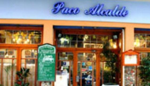 Paco Alcalde Restaurant in Barcelona