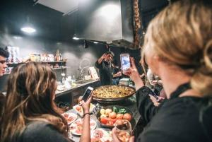 Paella Cooking Experience + Boqueria Market Tour