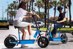 Parc de la Ciutadella Tour by Electric Scooter