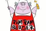 Pim Pam Burger Restaurant in Barcelona