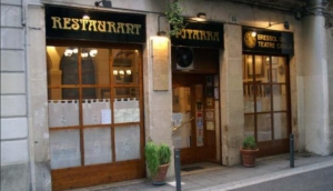 Pitarra Restaurant in Barcelona