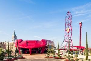 PortAventura and Ferrari Land: Full-Day Trip from Barcelona