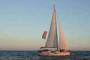 Private 4-Hour Sunset Sailing Experience