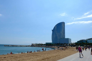 Private Barcelona Highlights Half-Day Tour