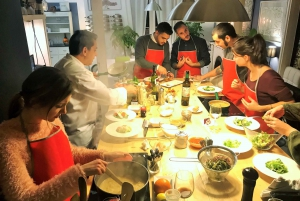 Private Cooking Class & Market Tour