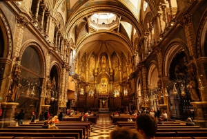 Private Day Trip from Barcelona: Magical Montserrat