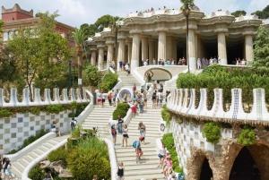 Private E-Bike Tour: Park Güell & Best of Barcelona