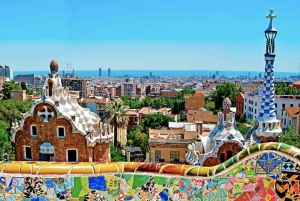 Private Full Day Tour Of Barcelona's Highlights