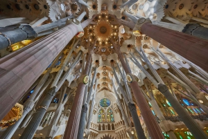 Private Guided Evening Tour of Sagrada Familia