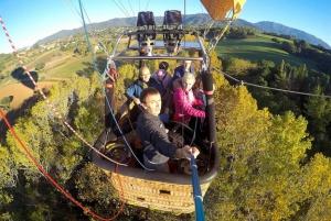 Private Hot Air Balloon Flight around Barcelona