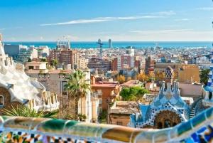 Private Sagrada Familia and Park Guell Tour
