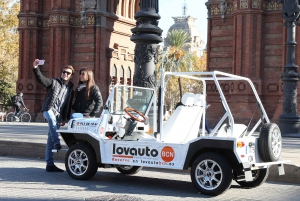 Private Tour in an Eco-Friendly Buggy
