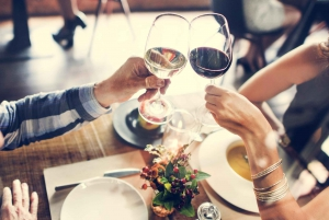 Private Walking Tour, Wine Tasting & Tapas Dinner