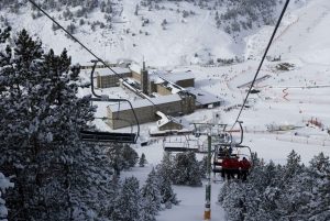 Pyrenees Full-Day Snow Experience