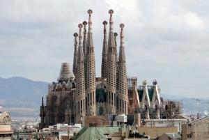 Sagrada Familia Access Tower and Sailing Experience