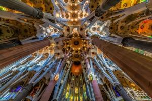 Sagrada Familia and City Tour with Hotel Pickup