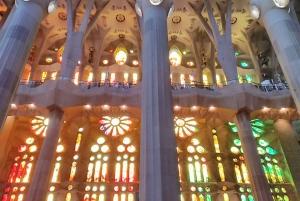 Sagrada Família Basilica Skip-the-Line Guided Tour