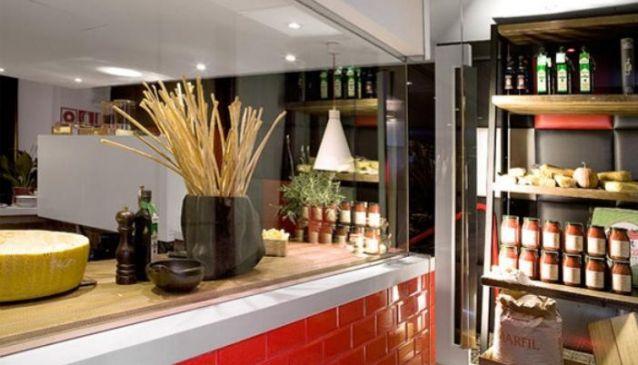 Saltim Bocca Restaurant in Barcelona